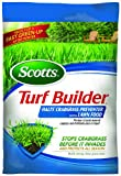Scotts Turf Builder Lawn Fertilizer with HALTS Crabgrass Preventer - 13.35 lb. 32367