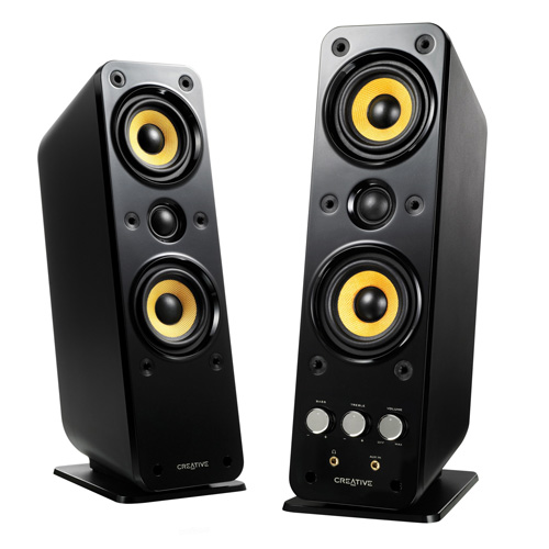 Check Out Creative GigaWorks T40 Series II 2.0 Multimedia Speaker System with BasXPort Technolgy for $129.99