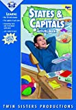 States & Capitals CD/Book Set