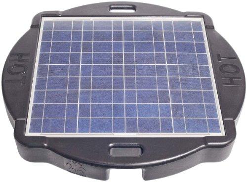 Savior NCSF55 Solar Pool Pump and Filter System