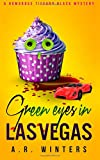 img - for Green Eyes in Las Vegas (Tiffany Black Mysteries) (Volume 2) book / textbook / text book