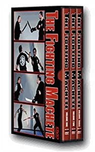 Cold Steel The Fighting Machete DVD by Cold Steel