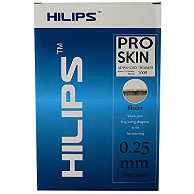 Hilips Trimmer for Men (White)