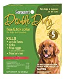 Sergeants Double Duty Flea and Tick Collar Dog and Puppy