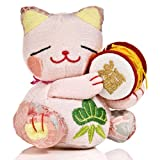 Sa Chan Lucky Cat Soft Toy
