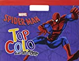 Spiderman, top colo : Avec des stickers...