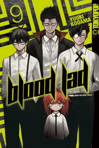 Blood Lad, Band 9