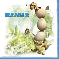 BBS - Ice Age 3 Servietten 33 x 33 cm
