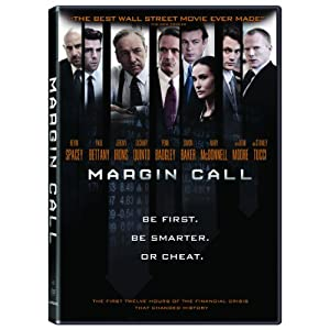 Margin Call Movie on DVD