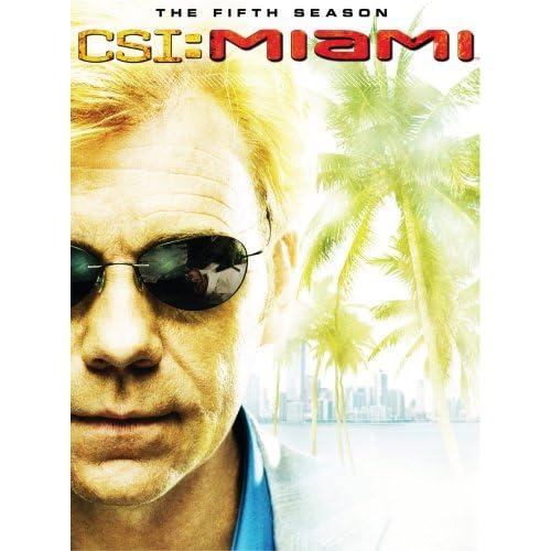 CSI: Miami - The Fifth Season movie