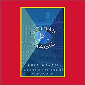 Gotham Tragic Audiobook
