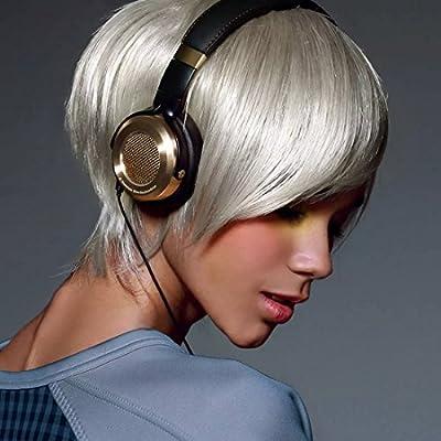 Xiaomi Mi HiFi Headphone 50MM Beryllium Diaphragm Stereo Earphone With Microphone - Black Color