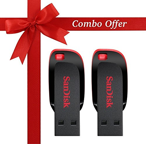 SanDisk-Cruzer-Blade-SDCZ50-008G-I35-08GB-USB-20-Pen-Drive-Combo-Pack-Of-2