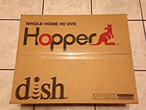 Factory Remanufactured Dish Network Hopper Whole Home DVR System