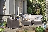 Allibert-Lounge-Set-Moorea-beige-4-teilig