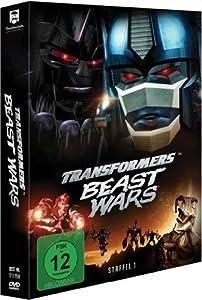 Transformers: Beast Wars - Staffel 1 [5 DVDs]