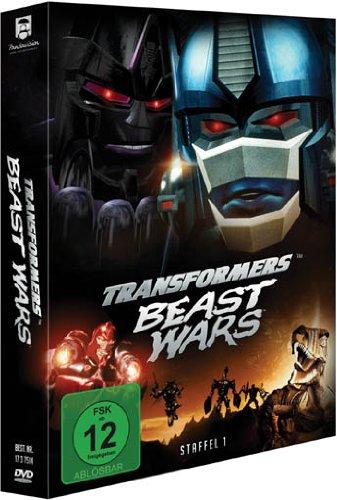 Kosmiczne wojny /  Transformers:Beast Wars (2009-2010)  PL.TVRip-NN /  Lektor PL *dla EXSite.pl*
