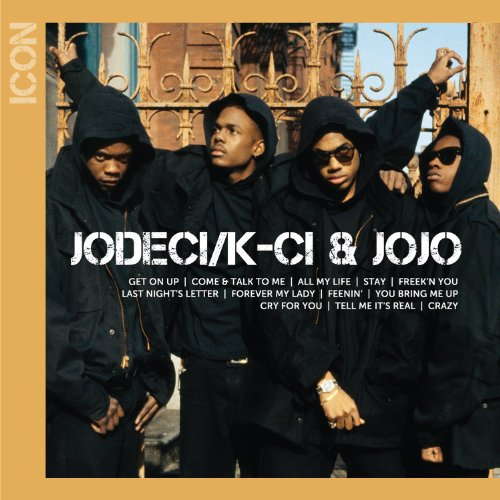 Jodeci K-Ci and Jojo-Icon-CD-FLAC-2010-WRE Download