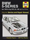 BMW 520i 523i 525i 528i 530i 5-Series E39 Haynes Manual 1996-2003