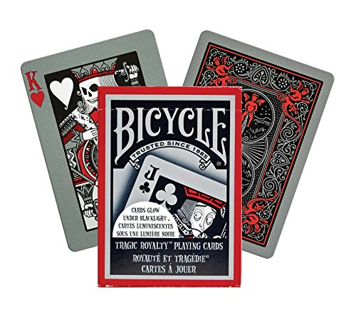 Bicycle - 1018404 - Jeu de Société - Tragic Royalty Deck