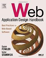 Web Application Design Handbook Front Cover