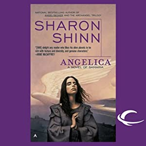 Angelica: Samaria, Book 4 | [Sharon Shinn]