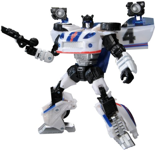 Transformers UN12 United Autobot Jazz Figure (Transformers United compare prices)