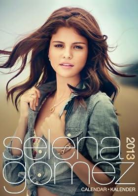 Selena Gomez 2013 Calendar