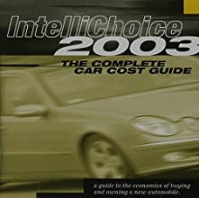 The Complete Car Cost Guide 2003