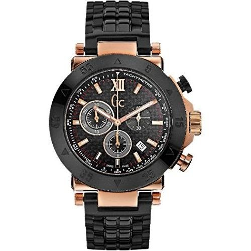 Gc Sport Chic Mens Chronograph Watch - X90006G2S