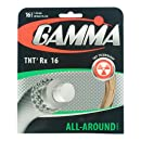 Gamma TNT2 RX 16G Tennis String, Natural
