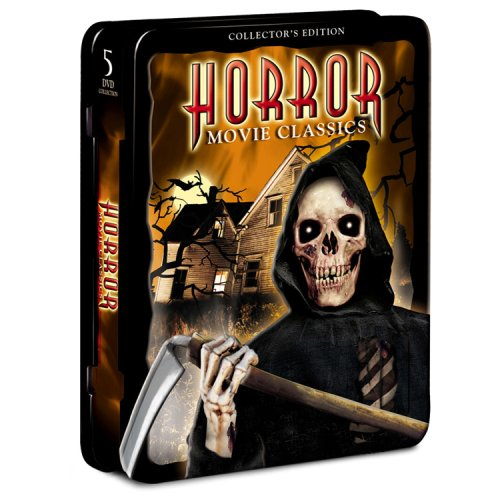 Horror Movie Classics 10 Movie Pack
