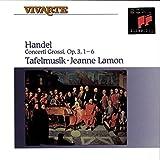 Handel: Concerti Grossi, Op 3 /Tafelmusik * Lamon