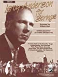 Leroy Anderson for Strings: String Quartet or String Orchestra- Cello (076925960X) by Zinn, William (ADP)