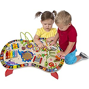 Alex junior sound play busy table toys for Alex co amazon