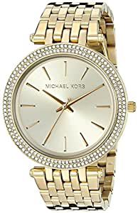 Michael Kors Women's MK3191 Darci Gold-Tone Watch