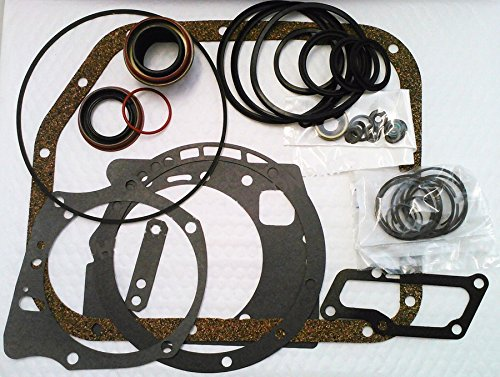 TF-6 TF6 A904 Transmission Gasket and Seal Rebuild Kit 1960-1971 (A904 Transmission Rebuild Kit compare prices)