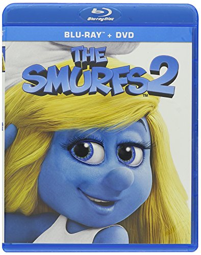 Blu-ray : The Smurfs 2 (With DVD, 2 Pack, Widescreen, 2 Disc)