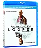Looper (Blu-ray + DVD + Digital Copy) (Bilingual)