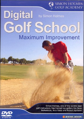 Cover art for  Simon Holmes: Digital Golf School, Vol. 2 - Max Improvement