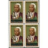 Benjamin Banneker, Black Heritage Postage Stamps