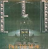 ELO FACE THE MUSIC VINYL LP[JETLP 11] 1975 ELECTRIC LIGHT ORCHESTRA