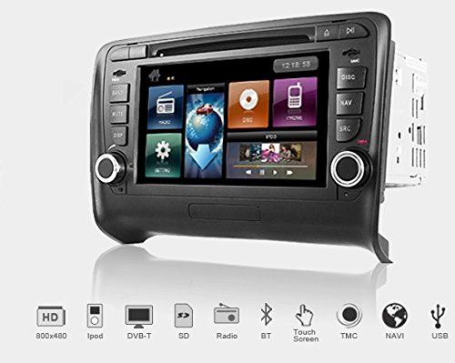 Dynavin-DVN-TT-Multimedia-Navigation-N6-Plattform-fr-Audi-TT-8J-2006-Navigationssoftware