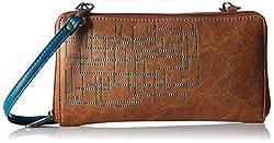 Baggit Women's Wallet (Caramel)
