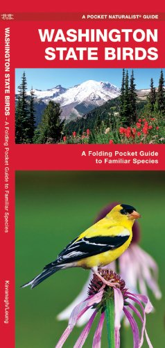 Washington State Birds: An Introduction to Familiar Species (State Nature Guides)
