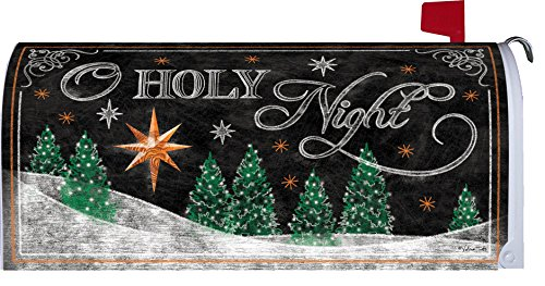 O Holy Night Christmas Scene