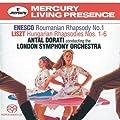 Enescu/Liszt Rhapsodies