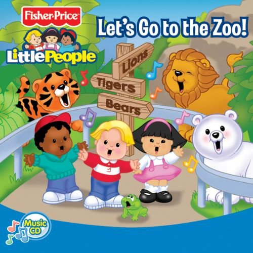 Fisher Price Little People Cd