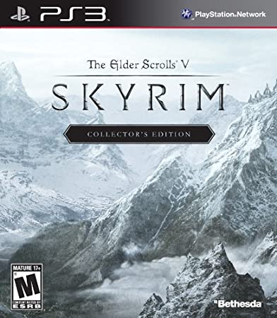 Elder Scrolls V: Skyrim Collector&#39;s Edition