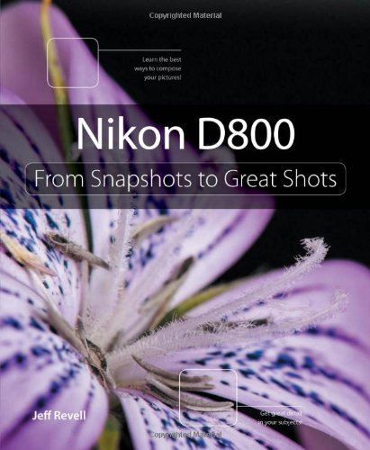 Nikon D800: From Snapshots to Great Shots
